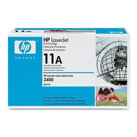 Toner HP 11A Q6511A color Negro