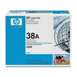 Toner HP 38A Q1338A color Negro