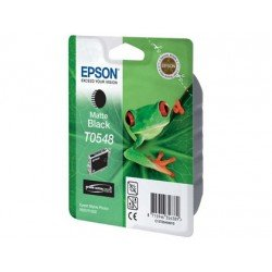 Cartucho Epson T054840 Negro mate