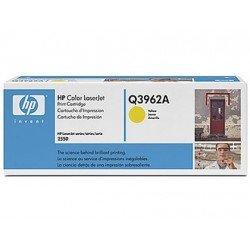 Toner HP 122A Q3962A color Amarillo