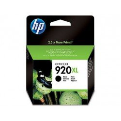 Cartucho HP 920XL Negro CD975AE