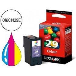 Cartucho Lexmark 018C1429E Nº 29 Tricolor