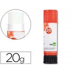 Pegamento en barra marca Liderpapel 20 gr