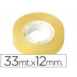 Cinta adhesiva Eurocel 33m x 12mm