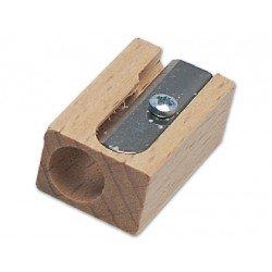 Sacapuntas madera M+R