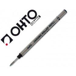 Recambio roller Ohto 0,7 mm negro