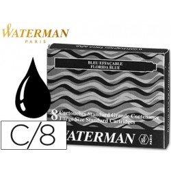 Tinta estilografica Waterman