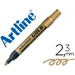 Rotulador metalico Artline