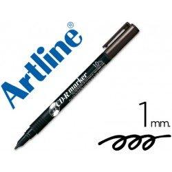 Rotulador marcador Artline para CD y DVD
