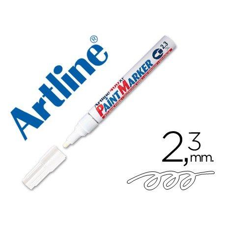 Rotulador Artline Paint Marker ultrapermanente