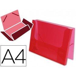 Carpeta lomo rigido Beautone Din A4 rojo