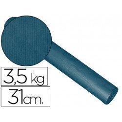 Bobina papel kraft Impresma 31 cm 3,5 kg cobalto