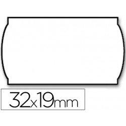 Rollo Etiquetas adhesivas Meto lisa 32 x 19