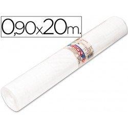 Aironfix Rollo Adhesivo 90cm x 20mt Unicolor blanco