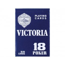 Baraja Poker ingles y Bridge Modelo 18/55 Fournier