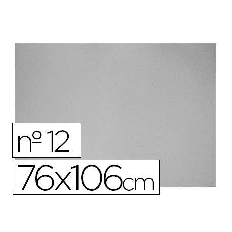 Carton gris Liderpapel Nº 12