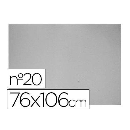 Carton gris Liderpapel Nº 20
