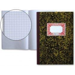 Miquelrius Libro cartone con cuadricula 4mm y tamaño folio