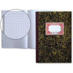 Miquelrius Libro cartone con cuadricula 4 mm, tamaño cuarto y 100 hojas