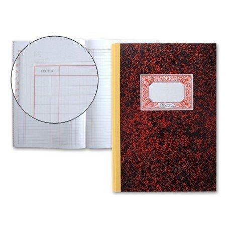Miquelrius Libro Cuentas Corrientes, cartone tamaño folio