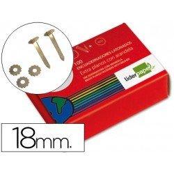 Encuadernadores Liderpapel con arandela de 18 mm