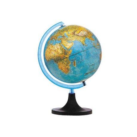 Globo terraqueo geo-politico diametro 26 cm