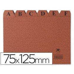Indice fichero Liderpapel N2 carton