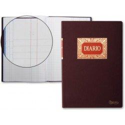 Miquelrius Libro diario con 100 hojas y tamaño folio