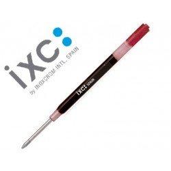 Recambio bolígrafo Inoxcrom rojo