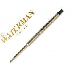 Recambio bolígrafo Waterman negro
