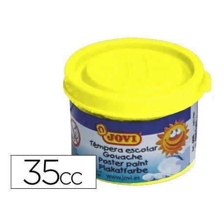 Tempera Jovi amarillo 35 cc