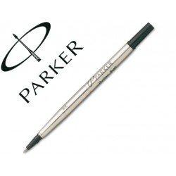 Recambio roller Parker negro 0,8