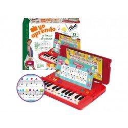 Juego diset didactico piano
