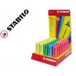 Rotulador Stabilo boss fluorescente