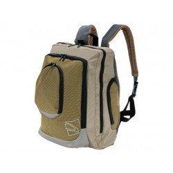 "Mochila para portatil 17"" tucano carico backpack beige"
