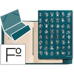Carpeta clasificadora Kukuxumusu folio