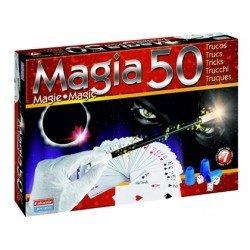 Juego de mesa Magia 50 trucos Falomir Juegos