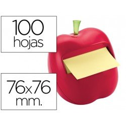 Dispensador forma de manzana Post-it ®