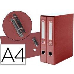 Modulo de 2 archivadores Liderpapel Documenta rojo