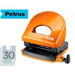 Taladrador Petrus 62 Wow color naranja metalizado