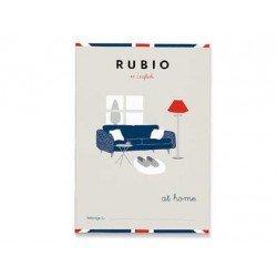 Cuaderno Rubio ingles: English at home