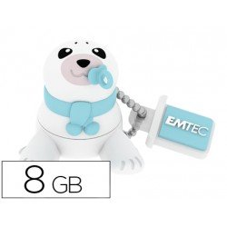 Memoria Emtec USB 2,0 Smile World