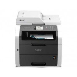 Equipo multifuncion Brother MFC-9330CDW led 22ppm negro/color 192mb duplex escaner copiadora fax usb