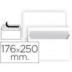 Sobre Liderpapel B5 blanco Caja 25