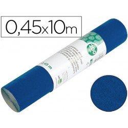 Rollo adhesivo Liderpapel Aironfix ante azul