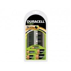 Cargador de pilas Duracell CEF 22