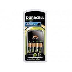 Cargador de pilas Duracell CEF 15