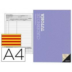 Bloc de tutoria Din A4 en Catalan