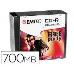 CD-R Emtec 700 MB