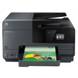 Equipo multifuncion HP Officejet Pro 8610 Negro